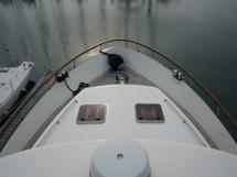 Searocco 1500 Trawler - Depuis le fly-bridge