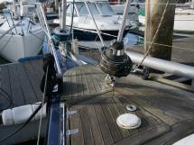 AYC Yachtbroker - JFA 45 Deck Saloon - Trappe de soute à voiles
