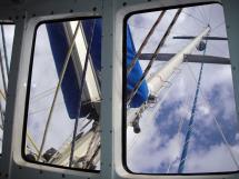 AYC Yachtbroker - Gael 43 - Mât depuis le carré