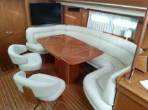 Sun Odyssey 54 DS - Carré tribord