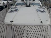 Sun Odyssey 54 DS - Pont avant