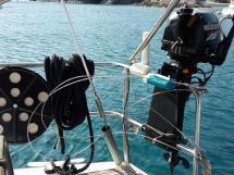 AYC Yachtbroker - Dufour 405 Grand Large - Moteur d'annexe