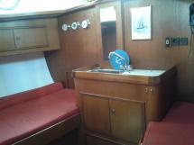 AYC Yachtbroker - Polar Bear  / Cabine arrière