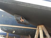 AYC Yachtbroker - Dufour 405 Grand Large - Propulseur Exturn