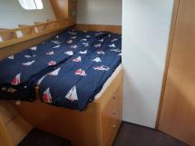 AYC Yachtbroker - Cabine principale