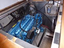 Trawler Méta King Atlantique - Ayc - Moteur tribord