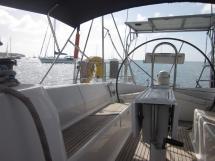 Dufour 50 Prestige - Cockpit
