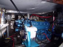 Trawler Méta King Atlantique - Ayc - Moteur babord