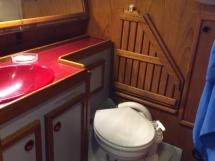 Sun Shine 38 - cabinet toilettes