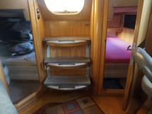 2 cabines arrières