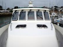 Searocco 1500 Trawler - Depuis l'étrave