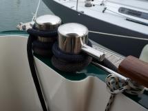 Searocco 1500 Trawler - Détail de l'amarrage