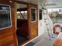 Searocco 1500 Trawler - Double porte arrière