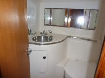 Cabinet de toilette avant