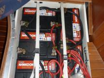 Batteries de service