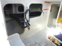 première banette à bâbord
