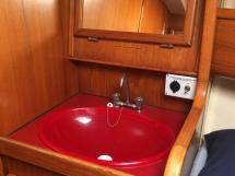 Sun Shine 38 - lavabo cabine