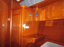Dufour 50 Prestige - Cabine avant propriétaire