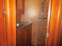 Dufour 50 Prestige - Salle d'eau propriétaire