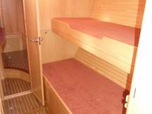 coursive et lits superposés