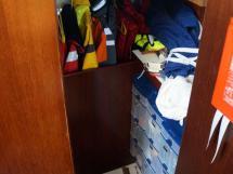 AYC Yachtbroker - JFA 45 Deck Saloon - WC/atelier sur bâbord