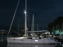 Sense 46 - Au port, de nuit
