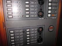 Dufour 50 Prestige - Panneau électrique