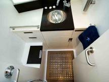 Sunreef 60S - Salle d'eau de la cabine avant