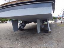 Trawler Méta King Atlantique - Ayc - A sec arrière