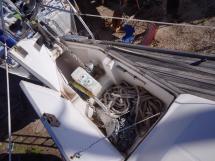 AYC - Pilot Saloon - Baille à mouillage