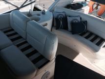 MERIDIAN 411 Sedan - Assises de flybridge