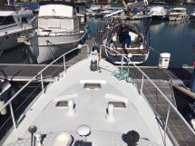 Trawler Méta King Atlantique - Ayc - Pont avant