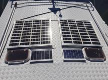 Trawler Méta King Atlantique - Ayc - Panneaux solaires