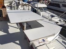 Trawler Méta King Atlantique - Ayc - Table de pont