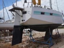 AYC Beaujolais - A sec tribord arrière