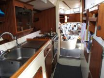 Cuisine (tribord)