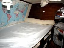 Cabine centrale tribord (couchage double)