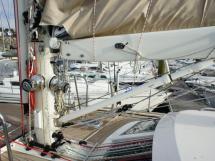 AYC - SALT 57 / Pied de mât & Halebas rigide
