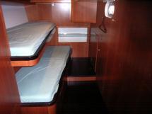 AYC - SALT 57 / Cabine arrière tribord