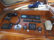 Tableau de commandes cockpit