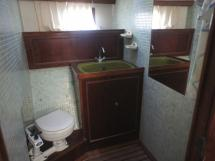 Salle de bain Propriétaire arrière