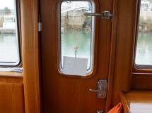 Searocco 1500 Trawler - Porte étanche latérale tribord