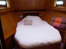 Searocco 1500 Trawler - Cabine avant