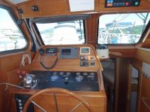 Trawler Méta King Atlantique - Ayc - Carré Poste de pilotage