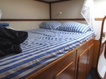 Cabine centrale tribord