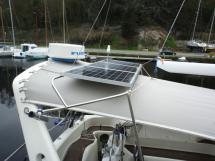 Bimini / Panneau solaire