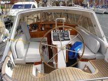 Trintella 44 Alu - Cockpit