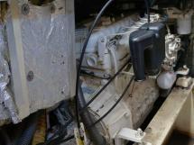 AYC Yachtbroker - JFA 45 Deck Saloon - Moteur Nanni Diesel 5280HE