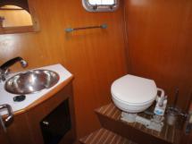 Salle d'eau babord arrière