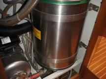Ballon d'eau chaude / Groupe d'eau sous pression